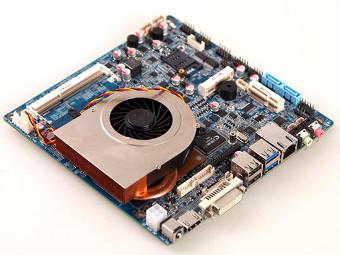 Placa base para mini PCs