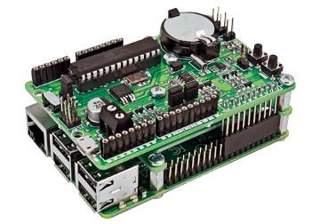 Placa puente entre Raspberry Pi y Arduino