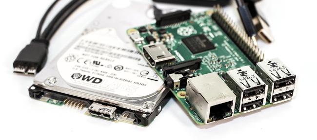 Disco duro de 1 TB para Raspberry Pi