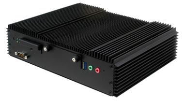 Box PC modular para vehículos