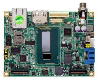 Placa madre Pico-ITX para appliances embebidas
