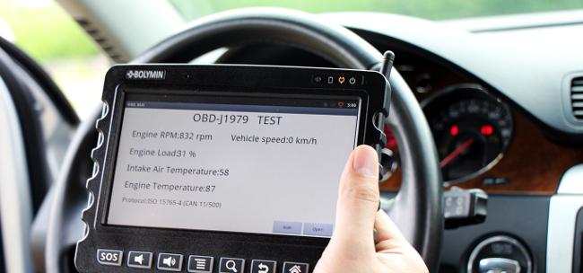 Terminal para automoción bajo Android
