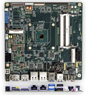 Placas madre Thin Mini-ITX con Intel Pentium y Celeron