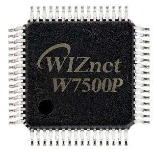 Procesador en TQFP 64 para el IoT Internet de las Cosas