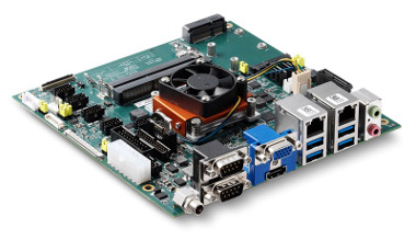 Placa embebida Mini-ITX con SoC Intel Atom E3800