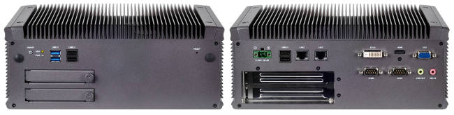 Box PC con procesador Intel Core de cuarta generación