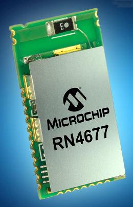 Módulo con capacidad Bluetooth Classic y Smart