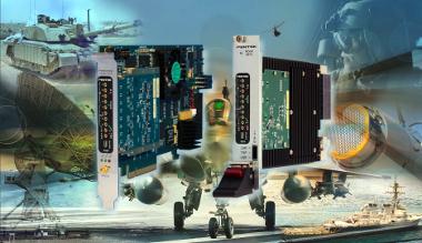 Tarjetas mezzanine FPGA en formatos PCIe y 3U VPX