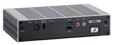 Box PC con amplio rango de entrada DC