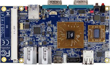 Placa Pico-ITXe con conector MXM