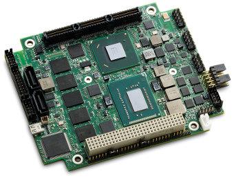 SBC PCI/104-Express con procesador Intel
