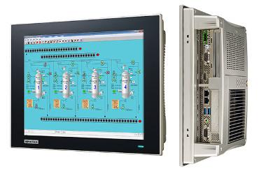 ordenador en panel táctil IP66