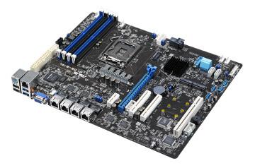Tarjetas CPU para servidores