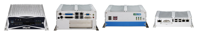PC Box Fanless con EtherCAT