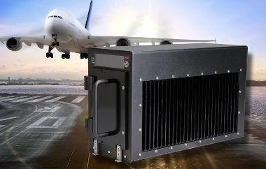 servidor de red ARINC 600
