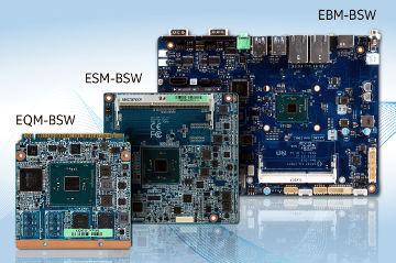 Tarjeta CPU con Intel Braswell