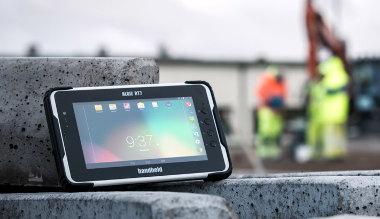Tablet ultra rugerizado con Android