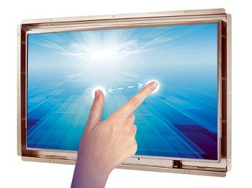 """Monitor multi toque HD de 18.5"""""""