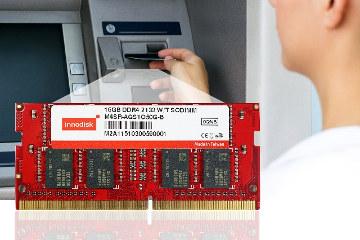 Módulos DDR4 para entornos exigentes