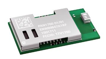 Módulo Bluetooth de bajo consumo para IoT