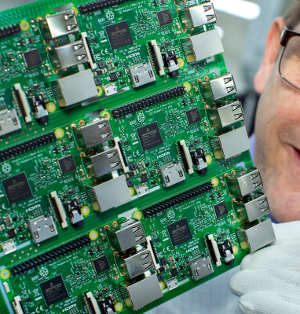 placa CPU Raspberry Pi 3