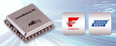 Módulo de comunicación con MCU de 32 bit