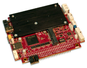 ordenador monotarjeta CPU