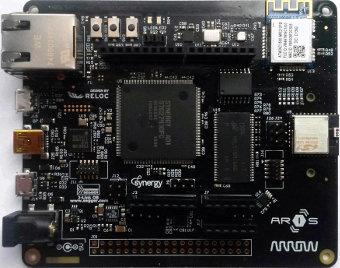 plataforma de software y hardware para IoT