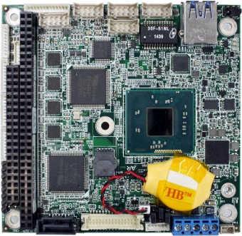 SBC PC-104 con Intel Atom E3800
