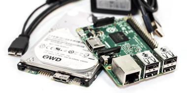 Disco duro de 314 GB para Raspberry Pi