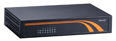 appliance de seguridad con 4 Gigabit LAN
