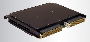 Módulo OpenVPX 6U con dos GPGPU