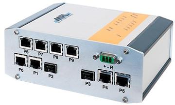 Switch 10 Gbit gestionado de diez puertos