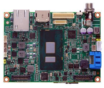 SBC pico-ITX con Intel de sexta generación