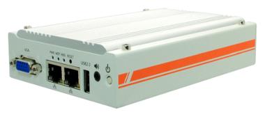 Box PC embebido sin ventilador