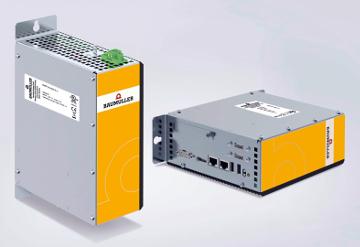 La compañía germana Baumüller ha presentado el b maXX PCC04, un PC industrial de control pensado para finalidades industriales.
