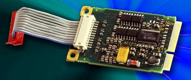 tarjeta de audio estéreo mini PCIe
