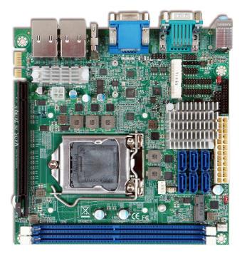 Ordenador industrial Mini-ITX