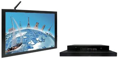 Panel PC para entornos adversos industriales