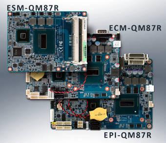 Tarjetas CoM para IoT