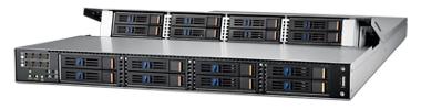 Servidor para almacenamiento SSD