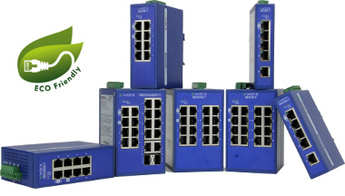 switches Ethernet eficientes