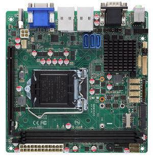 Placa madre Mini-ITX con Skylake