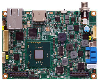 Placa madre Pico-ITX con display dual