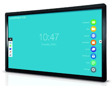 Monitores interactivos Android