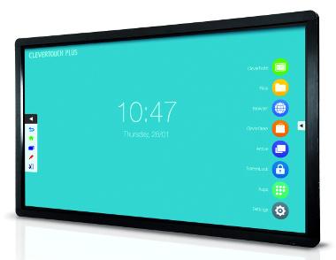 Monitores interactivos Android