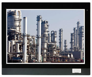 PC industrial en formato panel IP66