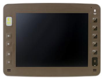 Panel PC rugerizado para vehículos