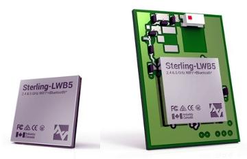 Módulos Wi-Fi certificados