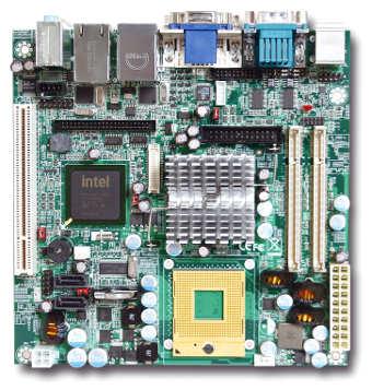 Placas base con arquitectura x86-64